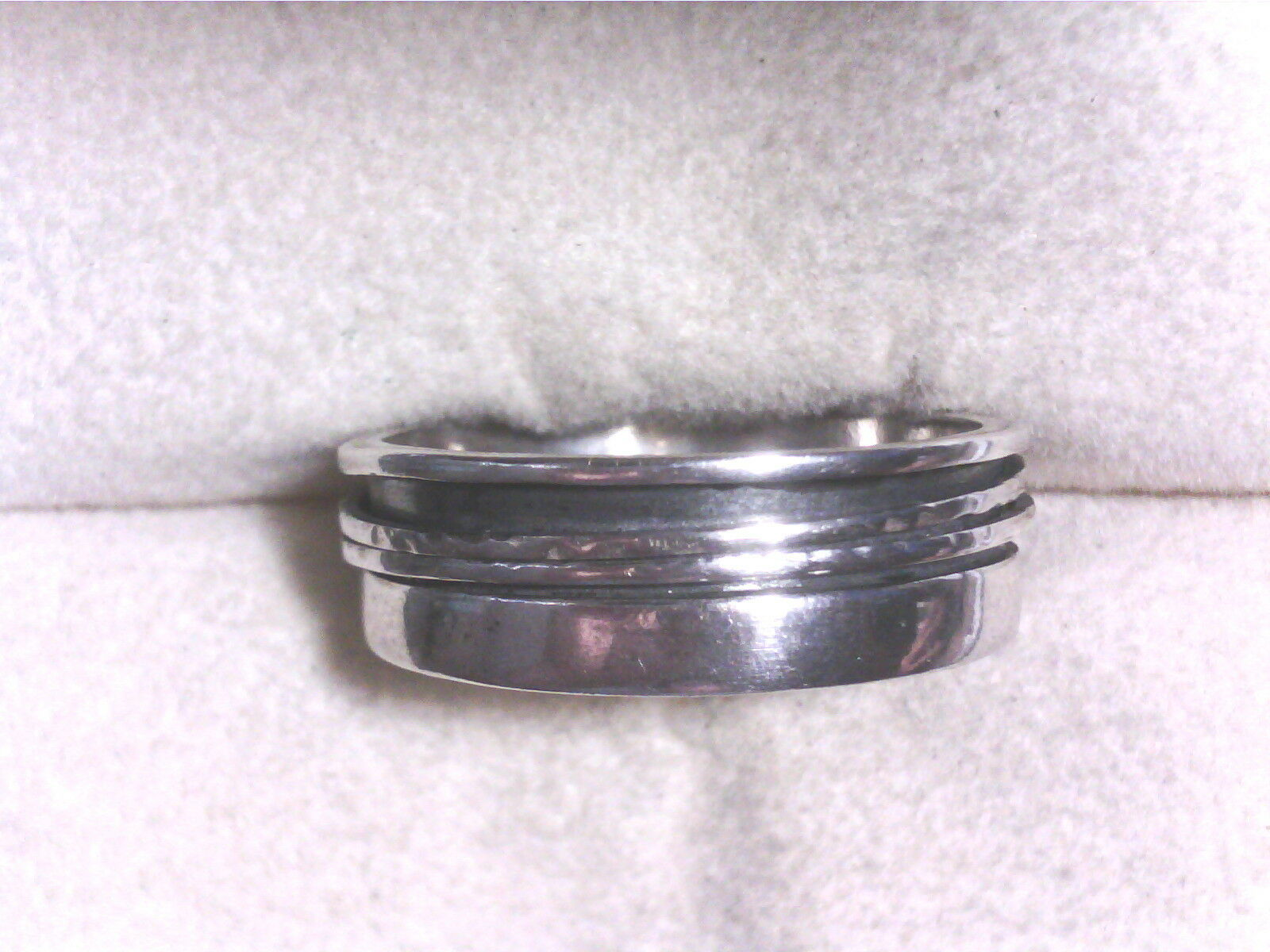 SILPADA, SPINNER RING .925, SIZE 11.25  (19003322)