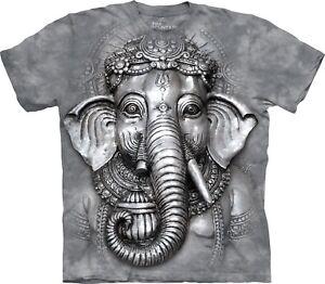 Ganesh Mountain The Adult Spiritual Unisex Shirt T Big Face 8R5Pq0wnS