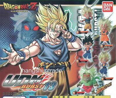 Dragon Ball Z UDM Burst 14 SS3 Son Goku SS Gohan SSGSS Broly Beerus Raditz