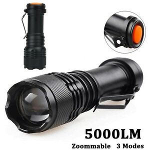 Super-Bright-5000LM-CREE-Q5-AA-14500-3-Modes-Zoomable-LED-Flashlight-Torch-Lamp