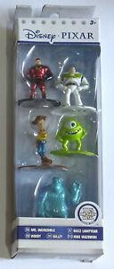 Disney-Pixar-Toy-Story-Nano-Metalfigs-Collector-039-s-Set-5-x-Metalfigs-New
