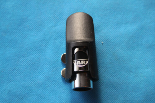 RSS66CL Bari Hard Rubber Soprano Sax .066 Opening Mouthpiece Ligature /& Cap