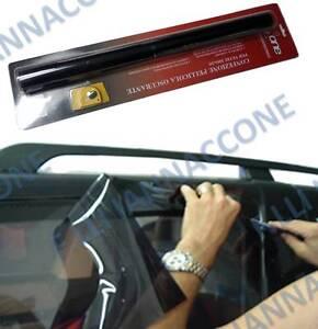 Pellicola Oscurante Per Vetri 3m X 50cm Per Auto Universale