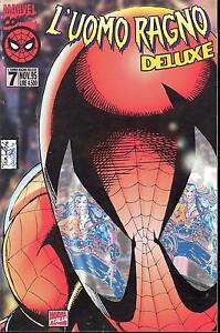 UOMO RAGNO DELUXE n° 7 - Ed. Marvel Italia - 1995