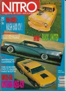 Nitro-Magazine-n-120-Avril-1991-avec-poster