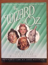 The Wizard of Oz : The Official 50th Anniversary Pictoral History by John Fricke, William Stillman and Jay Scarfone (1989, Hardcover)