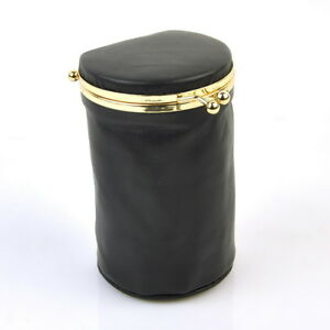 Women-Genuine-Leather-Makeup-Bag-Lipstick-Case-Vintage-Retro-Cosmetic-Barrel-Bag