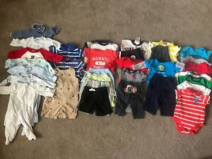 Baby-Boys-Clothes-Size-3-Months-Lot-Of-32