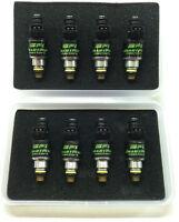 8x 42lb 440cc Fuel Injectors Bosch Ev1 Style Gm Lt1 Ls1 Ls6 Ford Sohc Dohc E