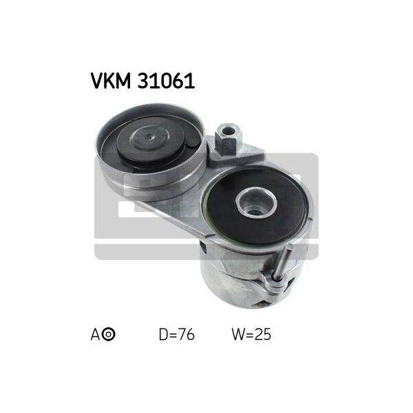 SKF VKM 31061  Spannrolle Zahnriemen Steuerriemen