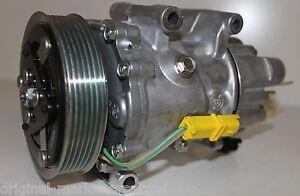 Klimakompressor-ac-compressor-Citroen-C4-Peugeot-307-CC-SW-308-Original-Sanden