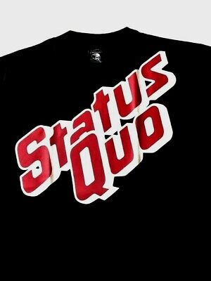 Status Quo francis rossi Shirt Choose Your Size S//M//L//XL Original Designs