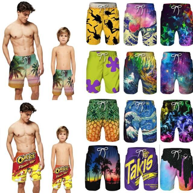 Boys Algae Striped Swim Trunks Board Shorts Small (4) for sale online | eBay