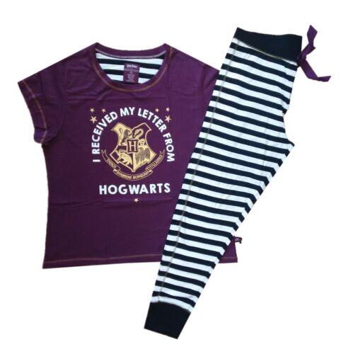 HARRY POTTER PYJAMAS SET WOMEN/'S PJ NIGHTWEAR  Size XL UK 18-20
