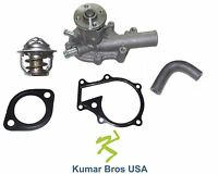 Kubota Water Rtv-x1140r Rtv-x1140w Water Pump With Return Hose &thermostat