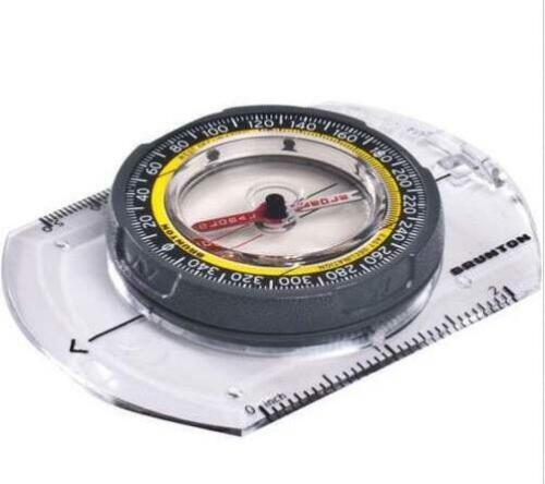 BRUNTON® TruArc™ 3 Baseplate Compass GLOBAL NEEDLE Made in USA