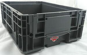 12-x-Wuerth-R-KLT-4315-Behaelter-Stapelbox-Auto-Lager-Ordnung-Kiste-Garage