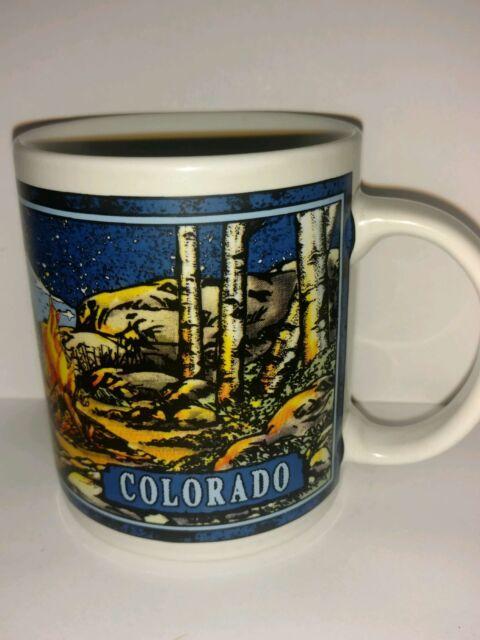 3dRose Colorado Boulder Sunset Over Flatirons, Travel Mug ...  Colorado Travel Mug