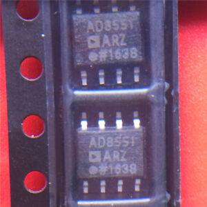1PCS-AD8551ARZ-IC-OPAMP-CHOPPER-R-R-30MA-8SOIC-8551ARZ-8551-8551A
