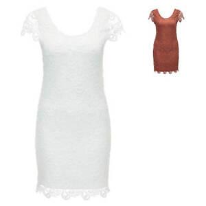 Methodisch Only Damen Spitzen-kleid Etuikleid Cocktailkleid Lace Partykleid Abendkleid Sale Ein Unbestimmt Neues Erscheinungsbild GewäHrleisten