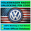 Volkswagen-VW-Radio-Code-Service-RCD510-500-310-300-215-210-Beta-Gamma-Fast thumbnail 1