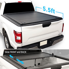 Wkgre For Toyota Tocoma 2004 2019 5ft Short Bed Hard Tri Fold Tonneau Cover Clamp On Covers Truck Bed Folding Bed Frame Black 5ft Tonneau Covers
