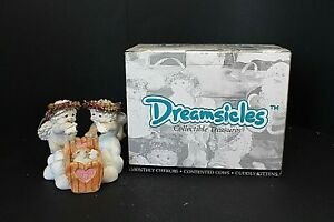 Vintage-1996-Dreamsicles-Collectible-Figurines-Signature-034-Counting-Sheep-034