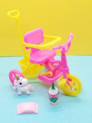 LOL Surprise Doll Accessories for Lil Sister*4 PC LOT*Custom Starbucks /& TREATS