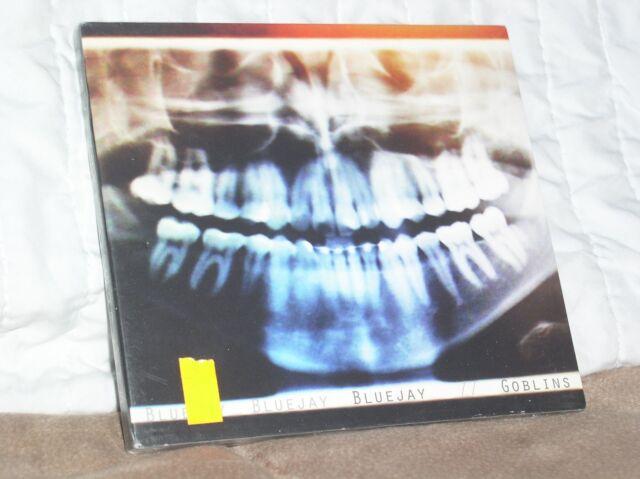 BLUEJAY~ GOBLINS~~{Brand New CD} (2010) SEALED