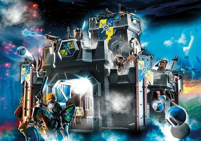 Playmobil #70222 Novelmore Castle Fortress Brand New - Factory Sealed