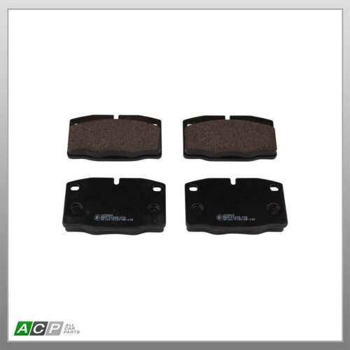 Fits Opel Ascona B 1.6 S EuroBrake Front Disc Brake Pads