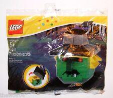 2012 LEGO Halloween Witch Storage Box 40032 Polybag Set NEW SEALED