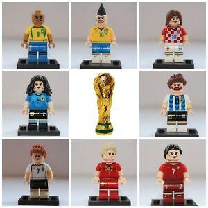 Fifa-Football-Ronaldo-Messi-Beckham-World-Cup-Toy-lego-Basketball-Mini-Figures