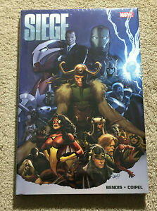 Marvel-Siege-Hardcover-by-Bendis-variant-Cover