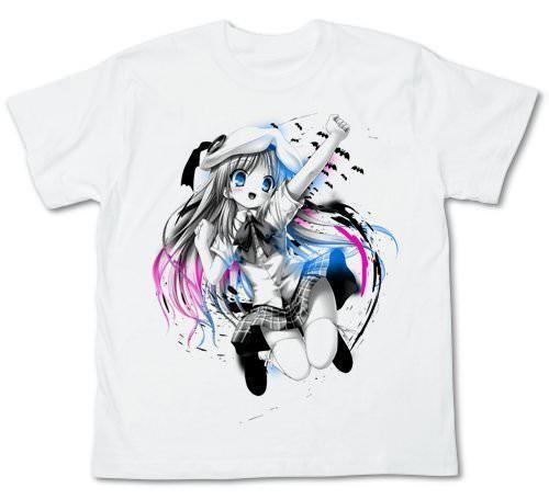 Kudwafter Jumping Kudryavka White T-Shirt