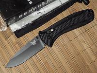 Benchmade 522bk Mel Pardue Presidio Ultra Axis Knife - Discontinued