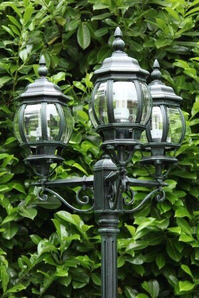 Candélabre Dessin Classique Lampadaire Lampe de jardin Lampee extérieure 67906