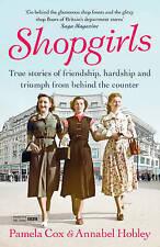 COX/HOBLEY-SHOPGIRLS BOOK NEW