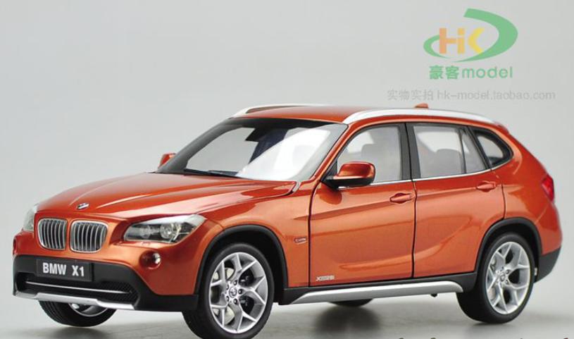 Kyosho bmw x1 bmw 1er geländewagen suv - legierung auto model (l)