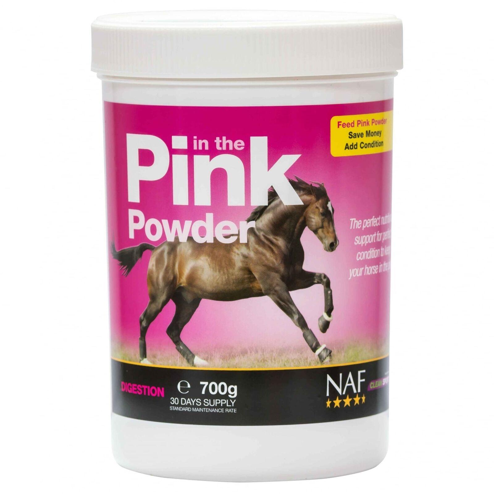 NAF Pink Powder - Horse Supplement