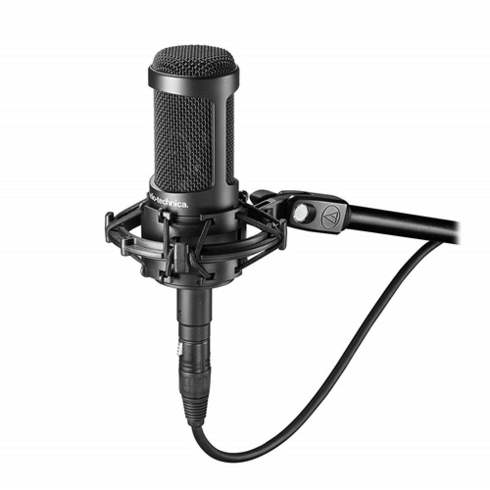 NEW Audio Technica AT2035 Cardioid Condenser Microphone from JAPAN