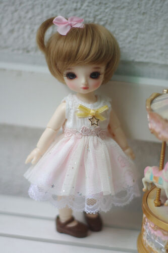 New 1//8 AE BJD Clothes//Outfit Lovely Sweet Princess Dress//Skirt//Suit 2pcs