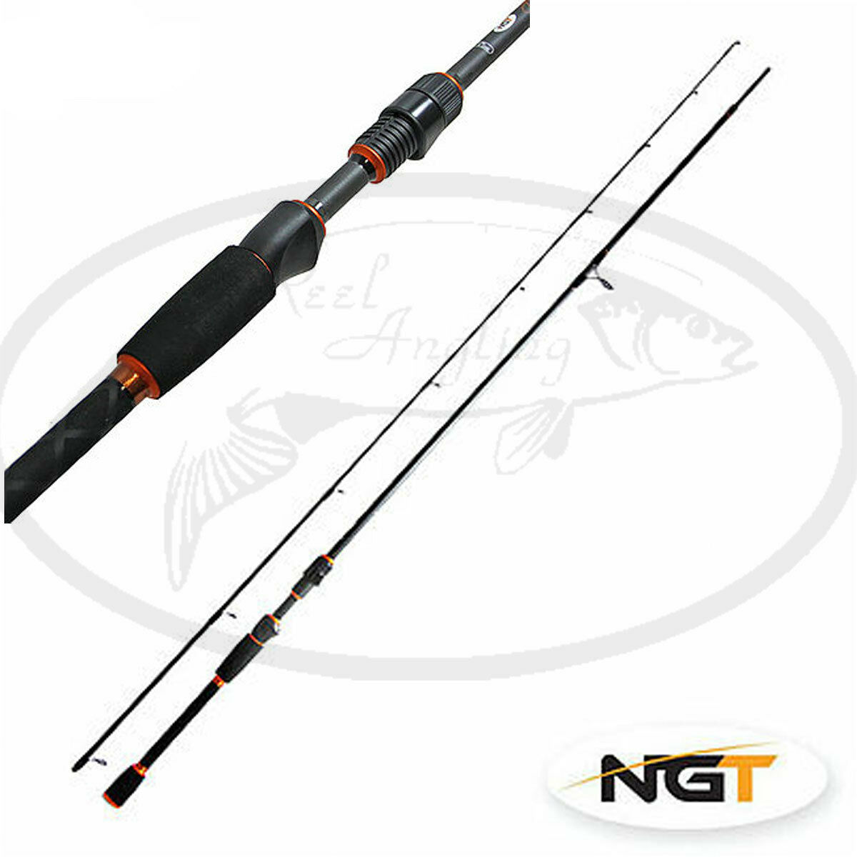 Dynamic Drop Shot rod LRF 7ft  Spinning Lure protator Travel NGT Fishing Tackle