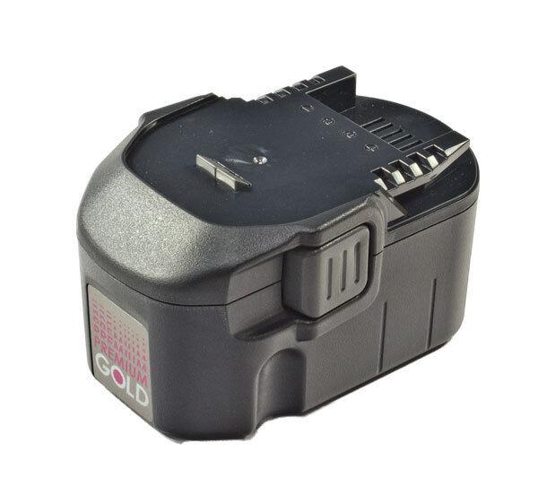 Akku passend Würth BS14-A Solid SD 14,4V 2.0AH NIMH 0700980420