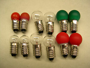 Bulb-Asstortment-for-American-Flyer-Trains-amp-Accessories