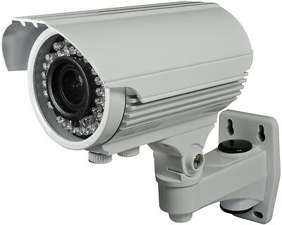 TVI License Plate Camera Sony 2.2 MP 5-50mm 3 MP Lens 200 ft Range LEDs IR Cut