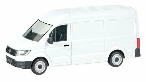 Herpa 92982 Vw Crafter 2016 High Roof Model Set White