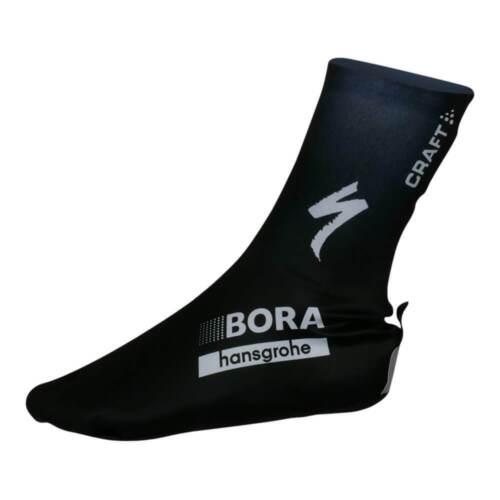 Black Rain shoe cover CRAFT Original Team Bora Hansgrohe