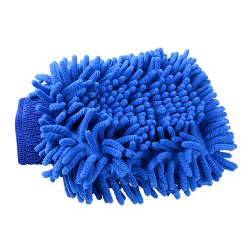 1 Stück Mikrofaser Soft Mitt Auto Beauty Tool Waschhandschuh Waschhandschuh