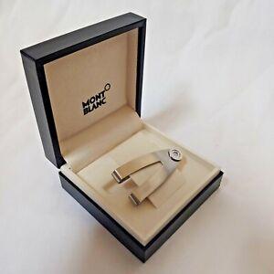 Montblanc | Money Clip | Silver | One-Size Clip | Model 9902